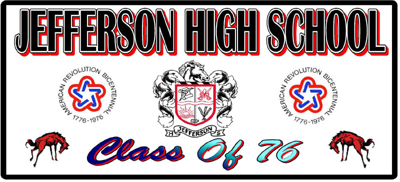 Lafayette Indiana Jefferson High School class of 1976